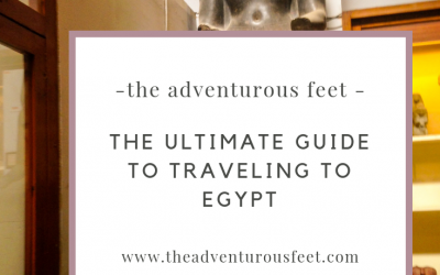 The ultimate guide to traveling to Egypt