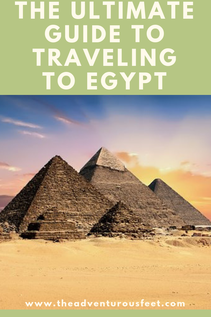 guide to traveling to egypt