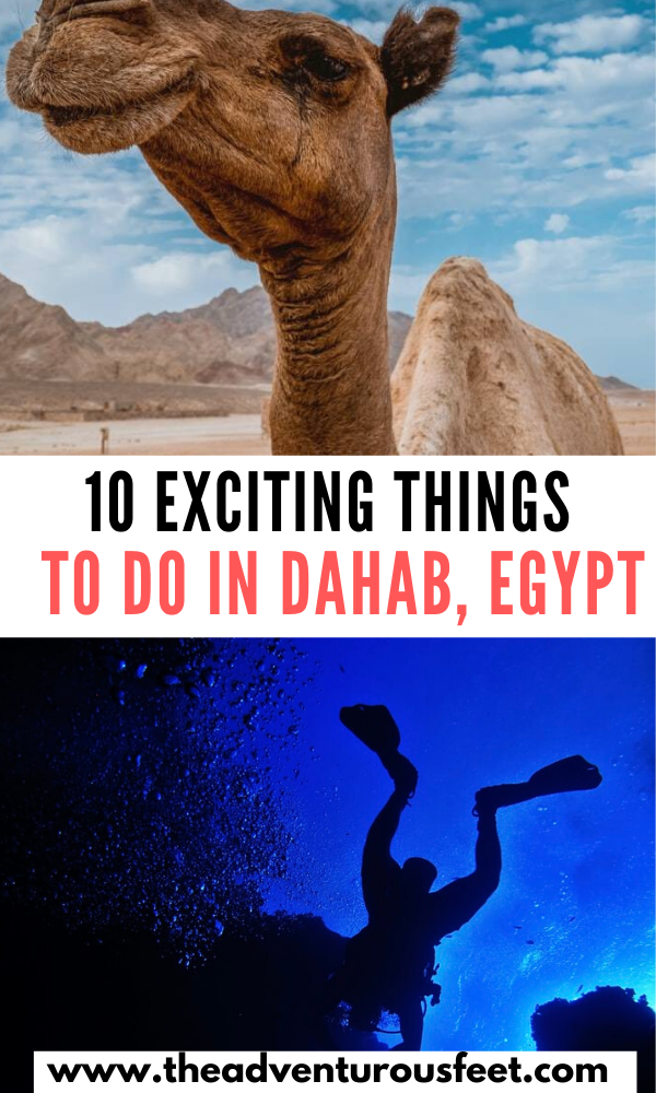 Traveling to dahab? Here are the best things to do in dahab |dahab activities |what to do in dahab | places to visit in dahab |best things to do in dahab | dahab excursions #dahabthingstodo #dahabactivities #dahabegypt #theadventurousfeet