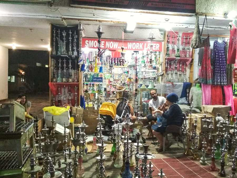 things to do in dahab at night