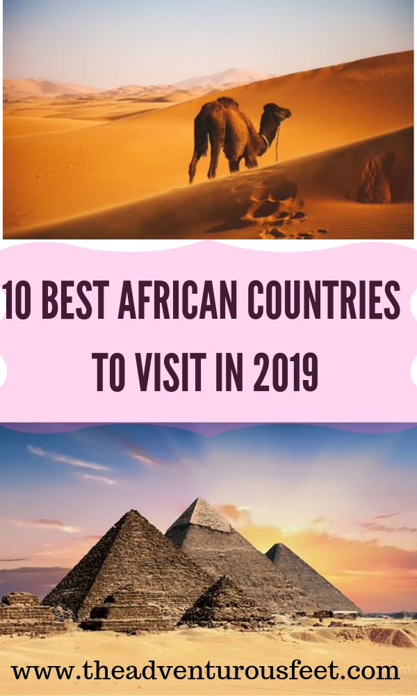 Looking for where to go in Africa? Here are the best African countries to visit in Africa #africasafari #countriesinafricatovisit #mostbeautifulcountryinafrica #mostbeautifulcountriesinafrica #mostvisitedcountriesinafrica #africabucketlist