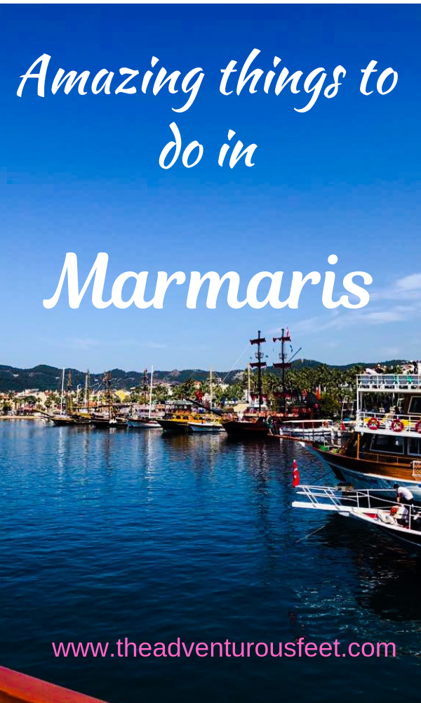 Marmaris is a beach Mediterranean town that is perfect for a vacation. Here are the amazing things to do in marmaris from spending a day on a cruise to going for a mad bath. Nothing can go wrong with marmaris excursions. #marmaris #turkey #thingstodoinmarmaris #madbath #turkishbath #jesusbeach #marmaris beach #marmaris holidays #marmarissunrise