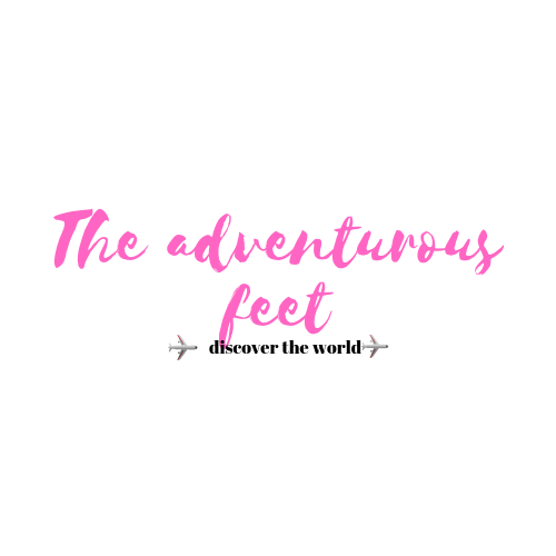 The adventurous feet