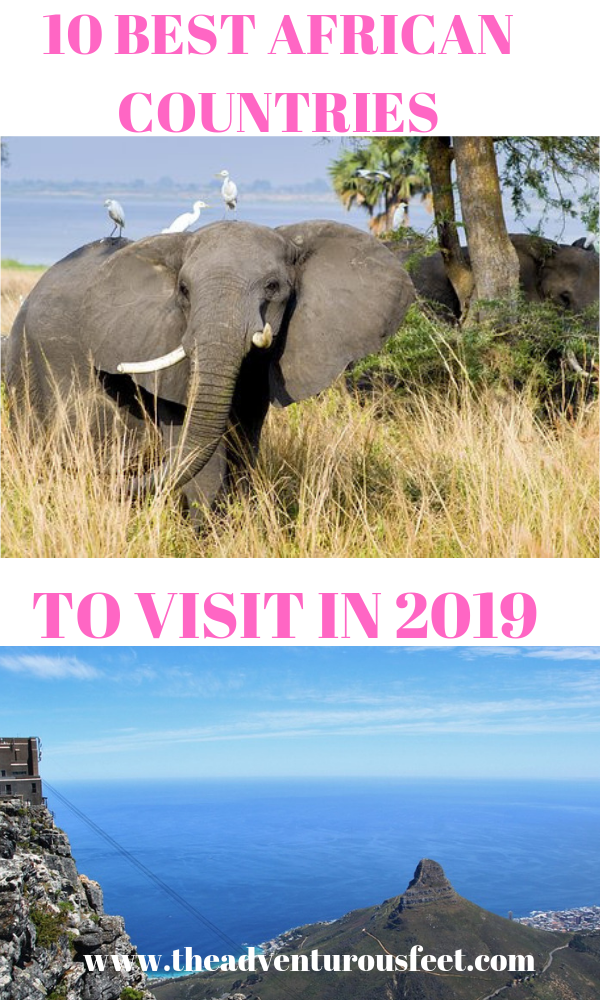 Africa is a dream destination to many tourists, so here in the list of the best african countries to visit in 2019. From Uganda, Zanzibar, Egypt, and others. #africa tourism #placestovisitinafrica #bestafricancountriestovisitin2019 #africa #traveltoafrica #bestafricancountriestovisitin2019 #africansafaris #africantravel #traveltoafrica #destinationafrica