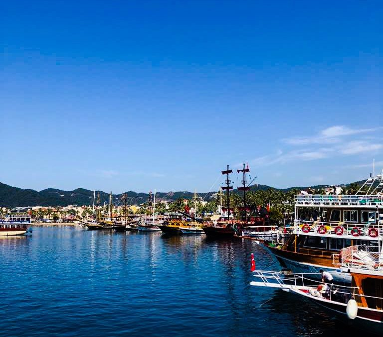 marmaris- places to see in turkey