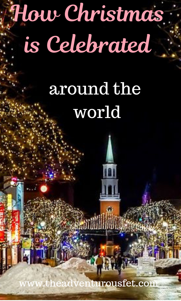 Regardless of the fact that Christmas is celebrated by many countries, each country celebrates differently. So here are the different Christmas traditions around the world. #christmastraditionsaroundtheworld #christmasfacts #howchristmasiscelebratedindifferentcountries #chritmas #christmastree #christmascelebrations.