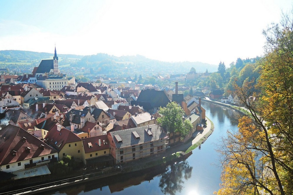 Cesky Krumlov is on the cheap romantic getaways for couples looking to spend an amazing time together.
