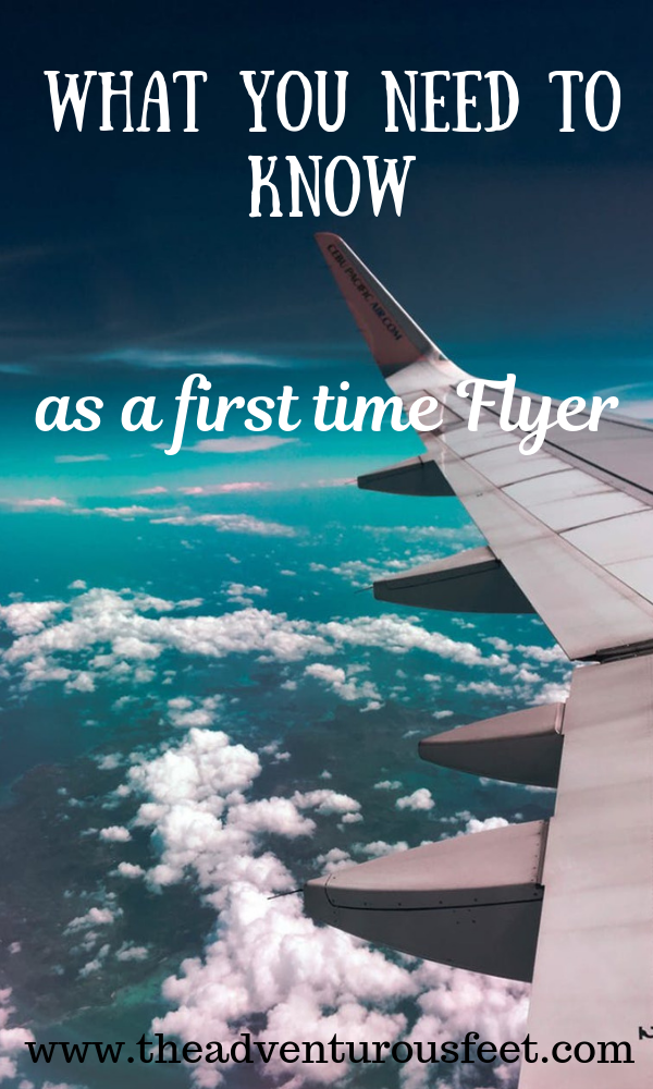Are you a first time traveler with no idea on how to prepare for your first flight? Here are tips for first time flyers to help you have an amazing first flight experience. #firstflyer #flighttips #nervousflyer #firsttimeonaplane