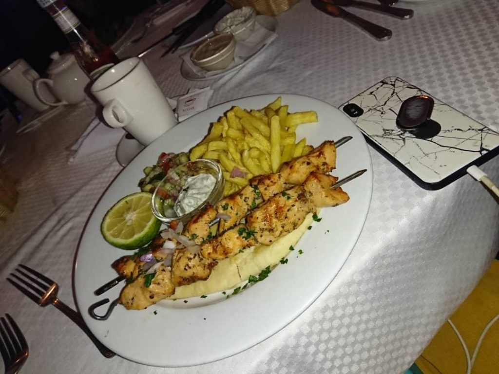 Mythos restaurant is one of the top 10 restaurants in that have improved the dining experience in Kampala. #restaurantsinkampala #placestoeatatinkampala #diningexperienceinkampala