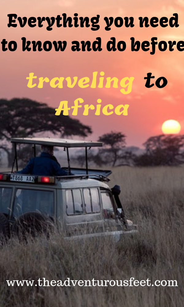 Wondering what to know before your trip to Africa? Here is the essential Africa travel tips for first time visitors. #Africa #destinationafrica #traveltoafrica #africansafari #whattoknowbeforetravelingtoafrica