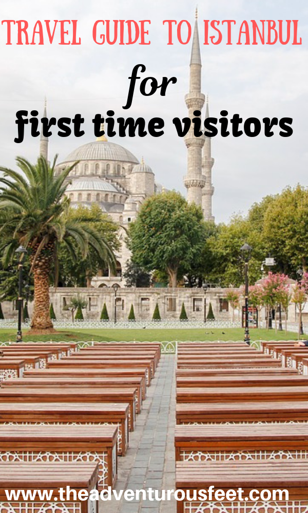 Traveling to Istanbul for the first time? Here the Istanbul travel tips you should know. #Istanbul #Turkey #Travelguidetoistanbul