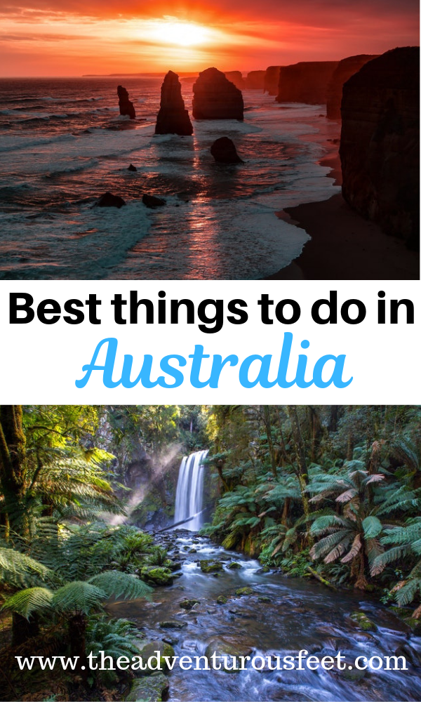 Traveling to Australia? Here are some of the best things to do and see. #thingstodoinAustralia #topthingstodoinAustraliabucketlists #Australiatravel #DestinationAustralia