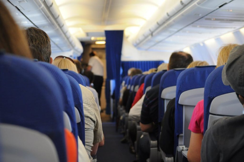 How to kill boredom on a long flight