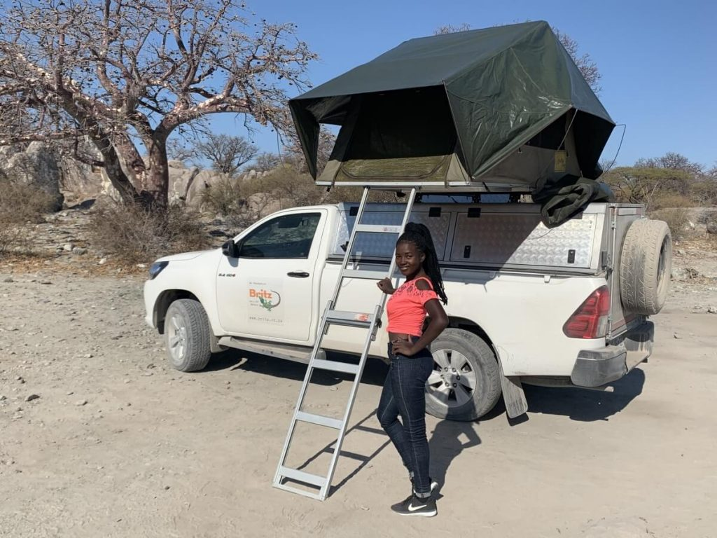 camping in botswana (1)