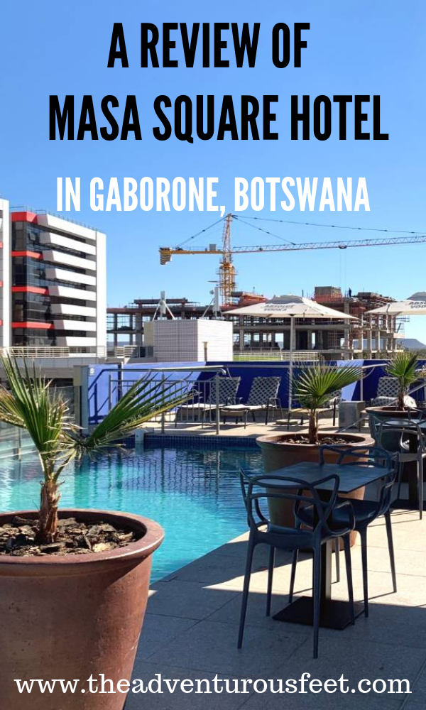 Looking for the best hotels in Gaborone? Here is a honest review of Masa square hotel in Gaborone Botswana to help you narrow down your decision. #accomodationingaborone #hotelsingaborone #wheretostayingaborone
