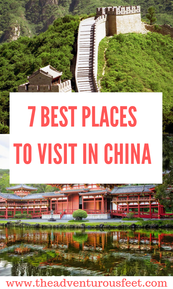 Looking for china landmarks to visit? Here are the most beautiful places in China that every traveler should visit. |places to visit in China Asia|beautiful places to visit in china |bucketlist places to visit in china| #famouslandmarksinchina #whattodoinchina