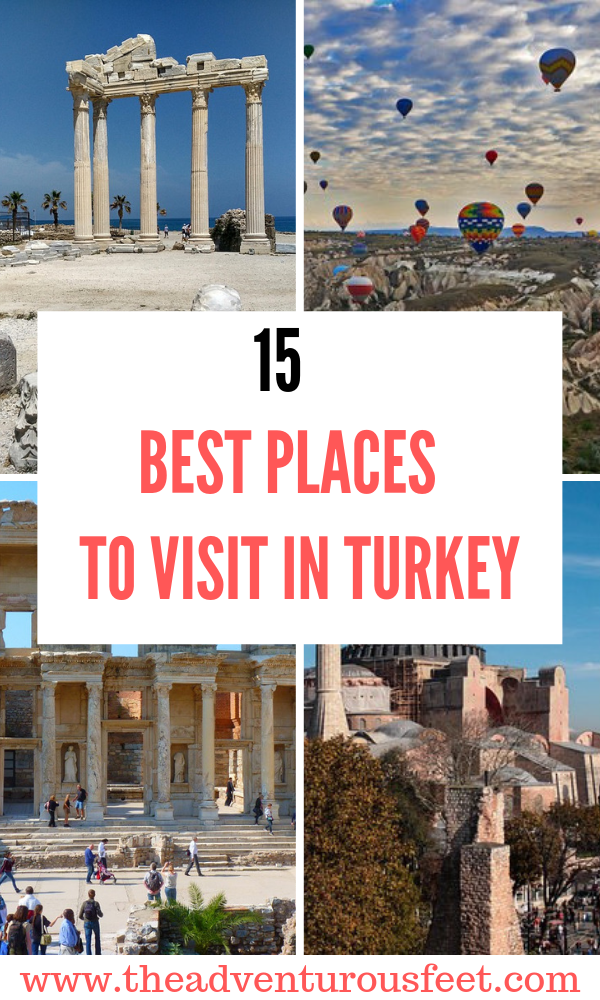 Traveling to Turkey? Here are the best places to visit in Turkey that you should add to your bucket list.|top cities to visit in Turkey |Best holiday destinations in Turkey |Things to do in Turkey| Pretty places in Turkey| Turkey travel destinations. #bestplacestovisitinturkey #bestcitiestovisitinturkey
