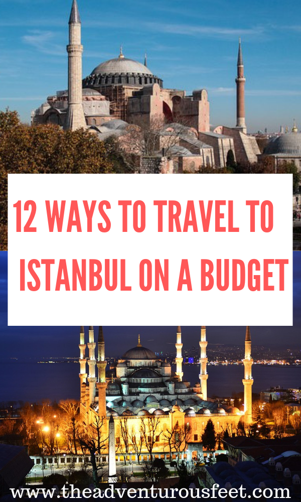 Traveling to Turkey? Here is the best way you can enjoy Istanbul on a budget.  travel to istanbul things to do in istanbul #turkey #turkeyonabudget #istanbulonabudget