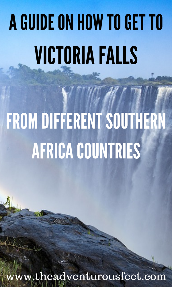 Planning on visiting victoria falls? Here is the best way to get there from different Southern Africa countries. #howtogettovictoriafalls #visitvictoriafalls #besttimetovisitvictoriafalls