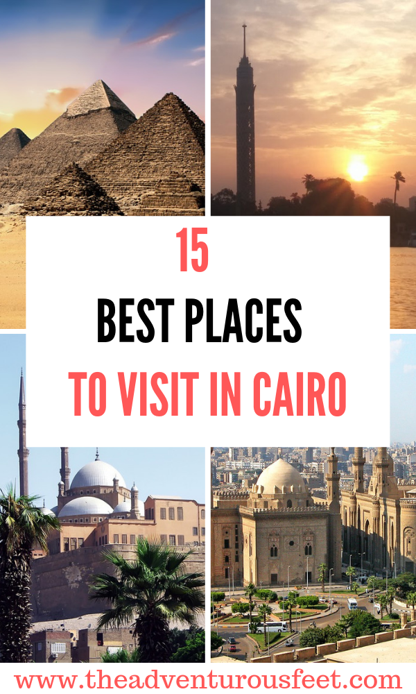 The best places to visit in Cairo Egypt that you shouldn't miss out; from the giza pyramids, The Egyptian museum, Cairo tower to Khan el khali market. |best cairo attractions |tourist places in cairo| best places in cairo|things to do in cairo #cairosightseeing #touristattractionsincairo