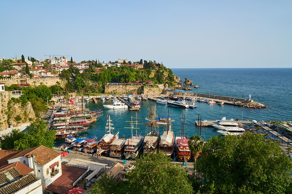 antalya turkey- one of the best cities to visit in turkey