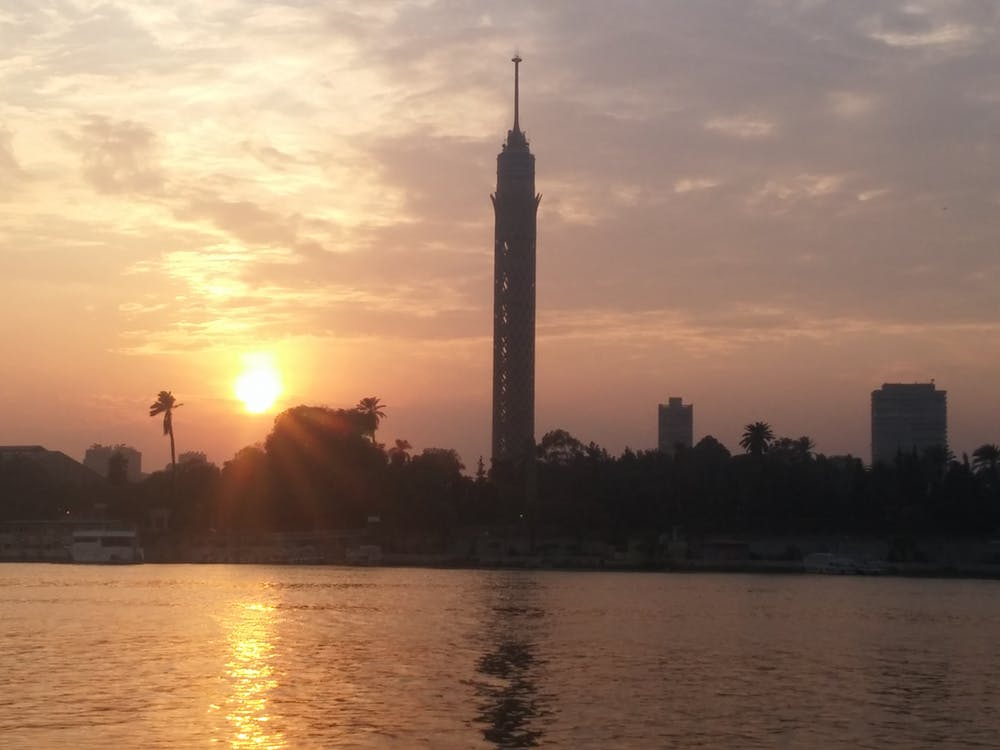cairo tower- best places in cairo