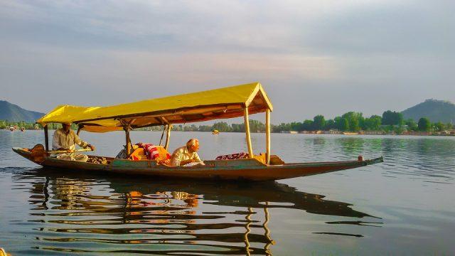 dal lake-india