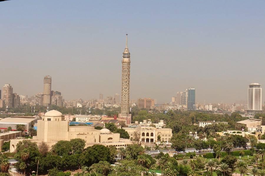 famous landmarks in egypt