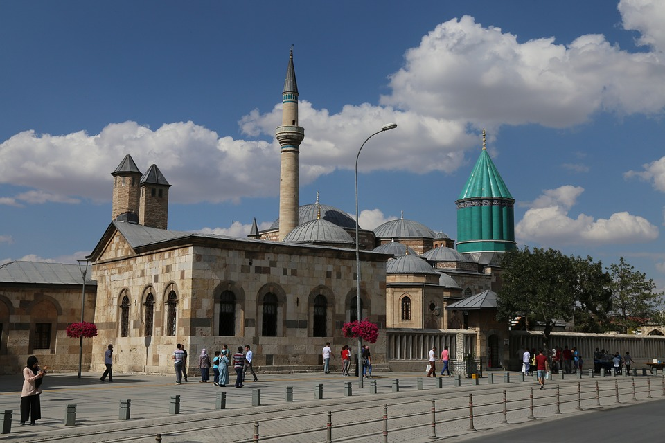 konya- where to go in Turkey