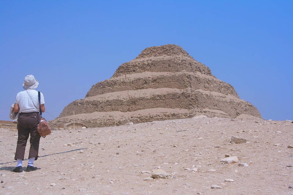 Saqqara is one of the best places to visit in cairo
