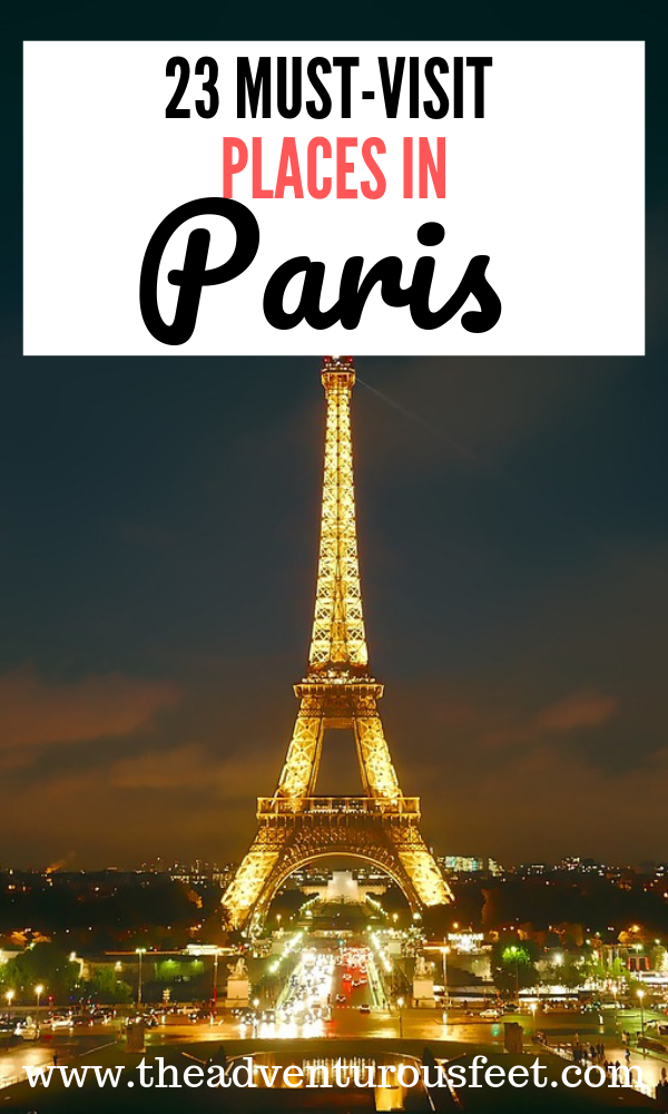 Traveling to Paris? Here are the most beautiful places to visit in Paris| Paris bucket list places | things to do in Paris| places to visit in paris france |Must visit sites in Paris | Top tourist attractions in Paris. #bestplacestovisitinparis #parisbucketlist