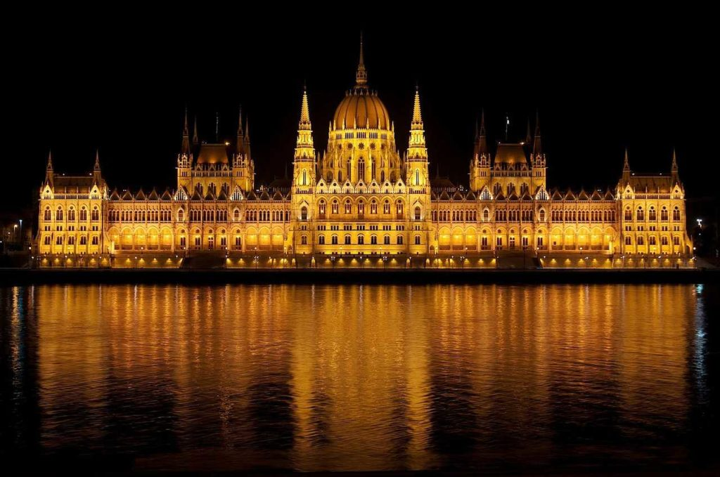 Budapest is one of the most beautiful European cities to visit