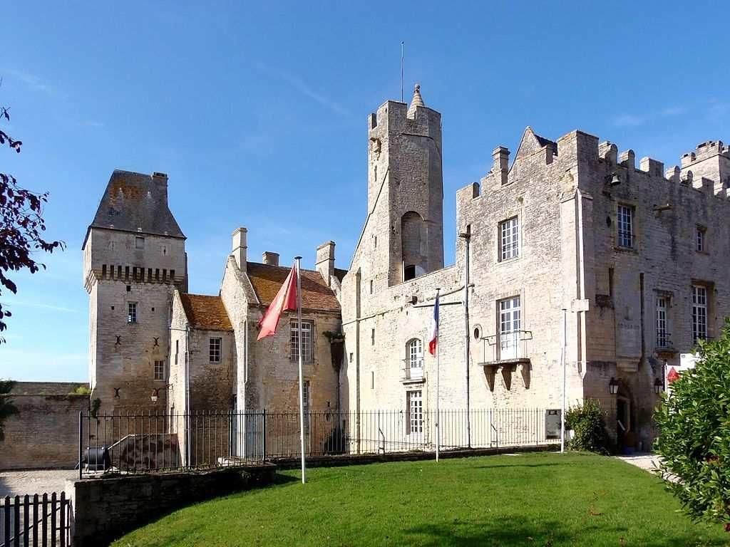 medieval castles in france