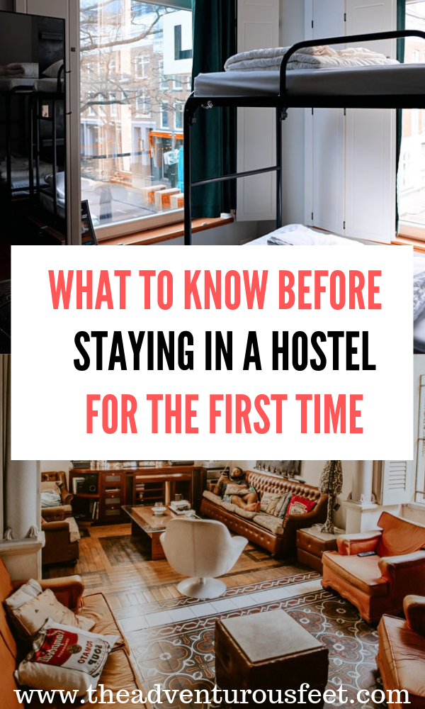 staying in a hostel for the first time? Here are the best hostel tips to help you have an amazing stay. |hostel tips ideas| tips for staying in a if you're shy| hostel tips for women| hostel etiquette | what to know before staying in a hostel| #hosteltips #hostelguide