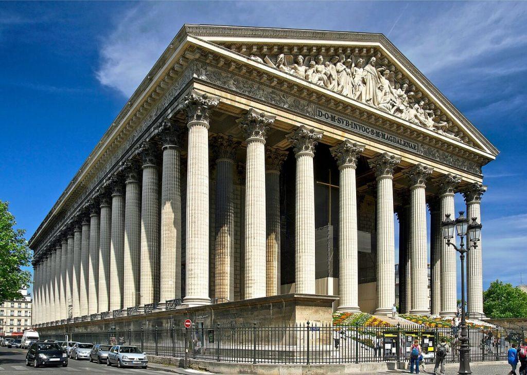 The Madeleine- paris points of interest