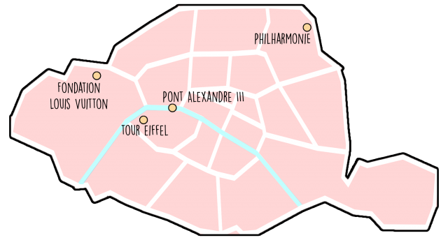 places to visit in paris for architectural wonders