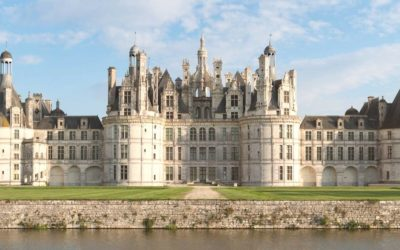 12 Most beautiful castles in France to visit
