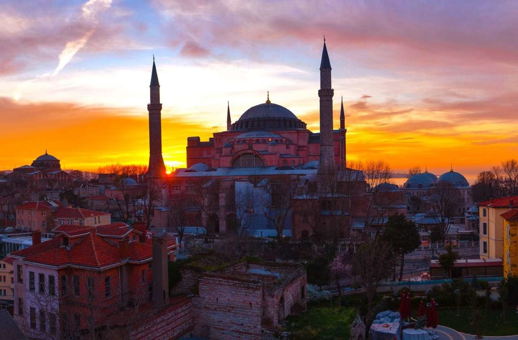 Istanbul is one of the best cities in Europe