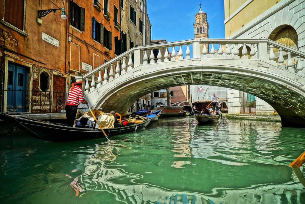 venice is one of the most beautiful places to visit in Europe