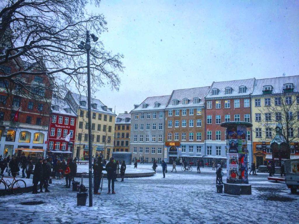 copenhagen- winter european destinations
