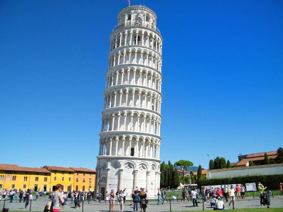 European famous landmarks