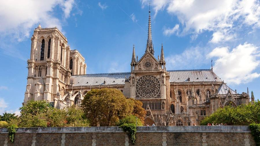 Notre- Dame Cathedral (