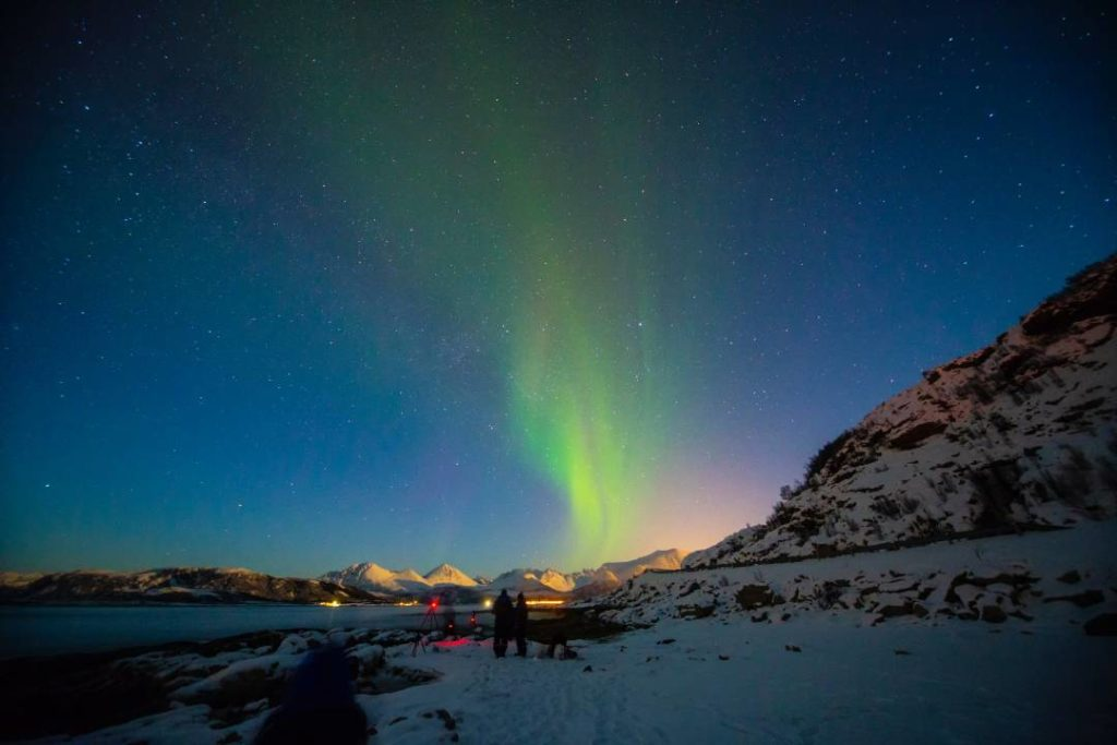 Tromso, Norway northern lights in europe (1)
