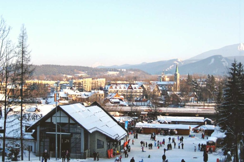 best winter holiday destinations in Europe