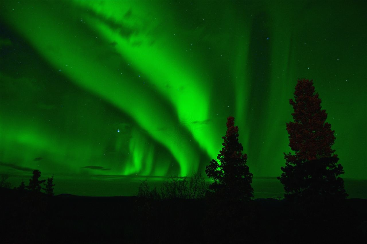 northern lights of europe