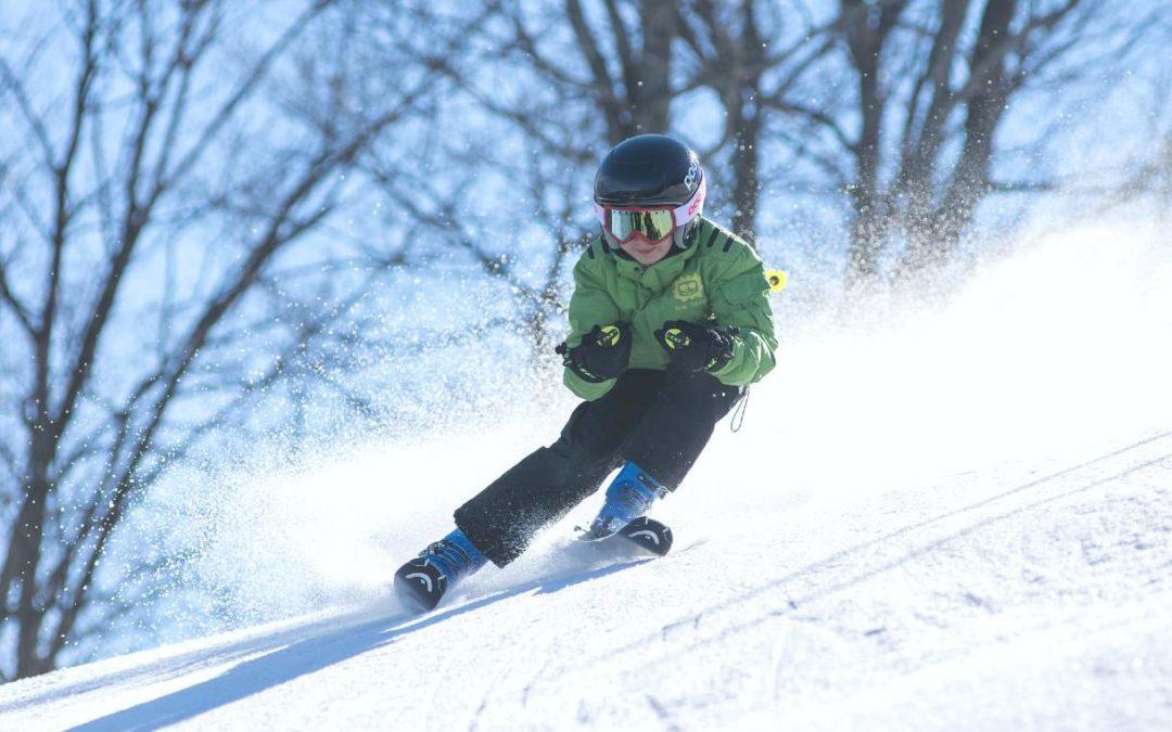 skiing equipment list