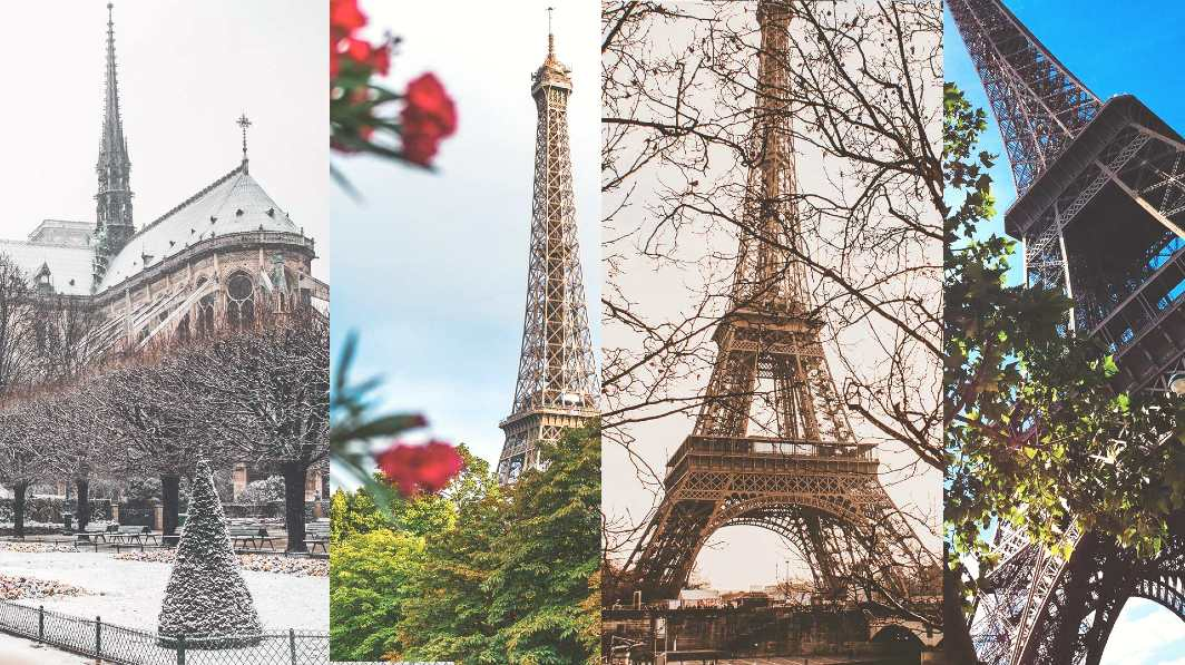 the best time to visit paris