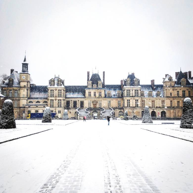 day trips from paris france