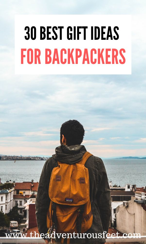 Want surprise your backpacker friend this festive season? Here are the best backpacking gifts to consider. | best gifts for backpackers | gifts for a backpacker | christmas gifts for backpackers | backpacker gifts | backpacking gifts to consider | gifts for outdoor lovers | best backpacking gifts for her | backpacking gifts for him #bestgiftsforbackpackers #backpackinggifts #theadventurousfeet