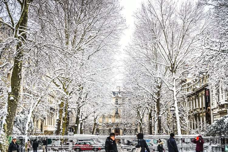 what to do in paris in winter